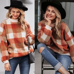 CHANTALL Long Sleeve Soft Sweater
